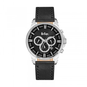 Мъжки часовник Lee Cooper Classic Dual Time - LC06444.351