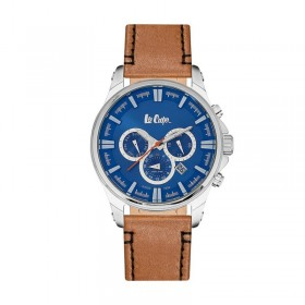 Мъжки часовник Lee Cooper Classic Dual Time - LC06444.395