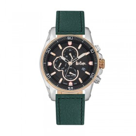 Мъжки часовник Lee Cooper Classic Dual Time - LC06446.555