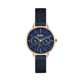 Дамски часовник Lee Cooper Elegance Moonphase - LC06482.490