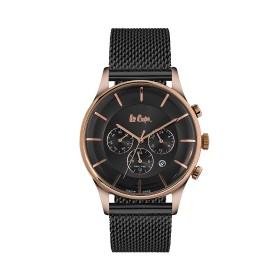 Мъжкии часовник Lee Cooper Classic Dual Time - LC06492.460