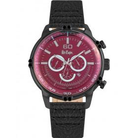 Мъжкии часовник Lee Cooper Classic Dual Time - LC06506.661