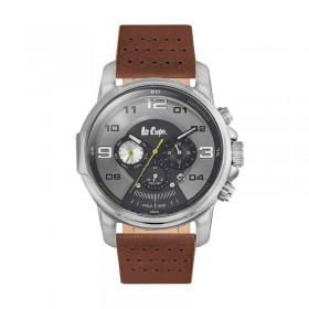 Мъжкии часовник Lee Cooper Classic Dual Time - LC06525.362
