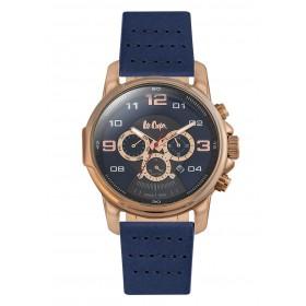 Мъжкии часовник Lee Cooper Classic Dual Time - LC06525.499