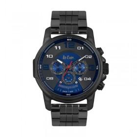 Мъжкии часовник Lee Cooper Classic Dual Time - LC06526.090