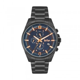 Мъжки часовник Lee Cooper Classic Dual Time - LC06707.090