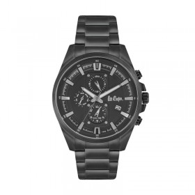 Мъжки часовник Lee Cooper Classic Dual Time - LC06707.650