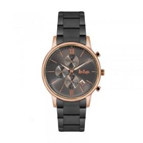 Мъжки часовник Lee Cooper Classic Dual Time - LC06831.460