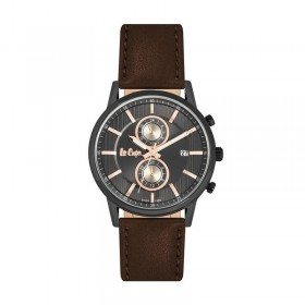 Мъжки часовник Lee Cooper Classic Dual Time - LC06832.062