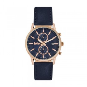 Мъжки часовник Lee Cooper Classic Dual Time - LC06832.499