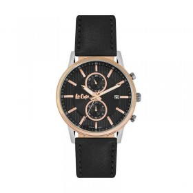 Мъжки часовник Lee Cooper Classic Dual Time - LC06832.551