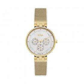 Дамски часовник Lee Cooper Elegance Multifunction - LC06390.130