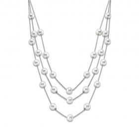Дамско колие LOTUS STYLE Pearls - LS1998-1/1