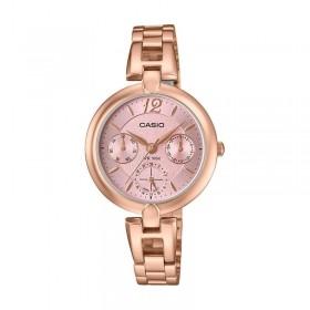 Дамски часовник Casio Collection - LTP-E401PG-4AV