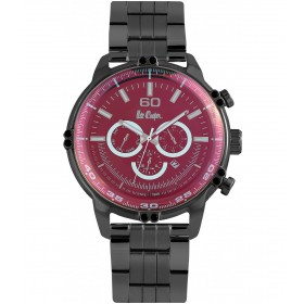 Мъжкии часовник Lee Cooper Classic Dual Time - LC06549.650