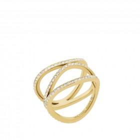 Дамски пръстен  Michael Kors - MKJ6638710 165