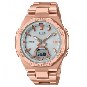 Дамски часовник Casio Baby-G - MSG-B100DG-4AER