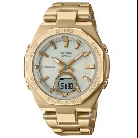 Дамски часовник Casio Baby-G - MSG-B100DG-9AER
