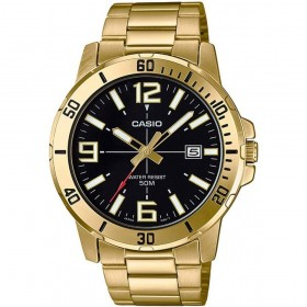Мъжки часовник Casio Collection - MTP-VD01G-1BV