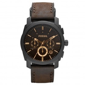 FOSSIL - Machine Mid-Size - FS4656 - Chronograph
