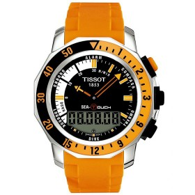 TISSOT SEA - TOUCH - T026.420.17.281.02