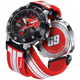 TISSOT T - Race Limited Edition NICKY HAYDEN 2012 - T048.417.27.057.08
