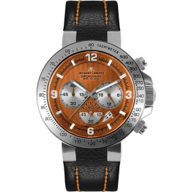 Jacques Lemans-Powerchrono 2009 1-1485D Chronograph