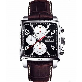 CERTINA DS Podium Square Automatic Chronograph - C001.514.16.057.00