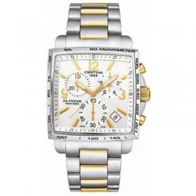 CERTINA DS Podium Square Chronograph - C001.517.22.037.00