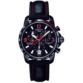 CERTINA DS Podium Big Size GMT Chronograph - C001.639.16.057.02