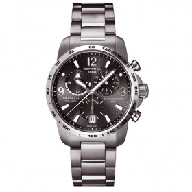 CERTINA DS Podium Big Size GMT Chronograph Titanium - C001.639.44.087.00