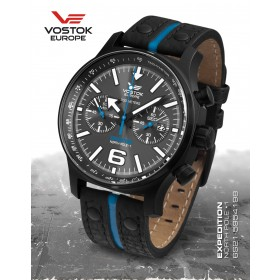Vostok Expedition North Pole-1 Chrono 6S21-5954198