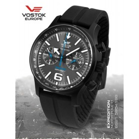 Vostok Expedition North Pole-1 Chrono 6S21-5954198-2