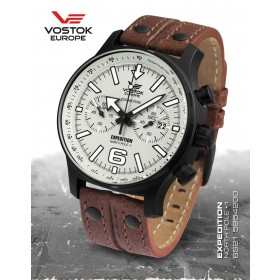 Vostok Expedition North Pole-1 Chrono 6S21-5954200