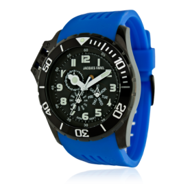 Мъжки часовник Jacques Farel - AMB-1818-DB