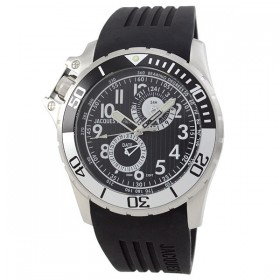 Мъжки часовник Jacques Farel - AMC-7117-BCK