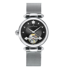 Claude Bernard Dress Code Open Heart - 85022 3M NPN