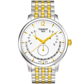 Мъжки часовник Tissot Tradition Perpetual Calendar - T063.637.22.037.00