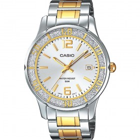 Дамски часовник Casio - LTP-1359SG-7AV