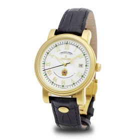 Мъжки часовник Kronsegler Dresden Green - KS781