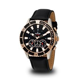 Мъжки часовник Kronsegler Ahteur - KS730 Black