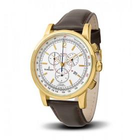 Мъжки часовник Kronsegler Poseidon - KS727 Gold
