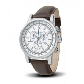 Мъжки часовник Kronsegler Poseidon - KS727 White