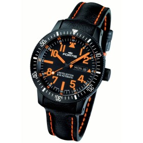 Мъжки часовник Fortis B-42 Black Mars 500 - 647.28.13 L.13