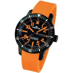 Мъжки часовник Fortis B-42 Black Mars 500 - 647.28.13 SI.19
