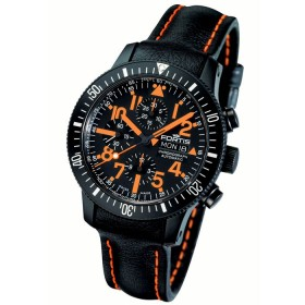 Мъжки часовник Fortis B-42 Black Mars 500 - 638.28.13 L 13