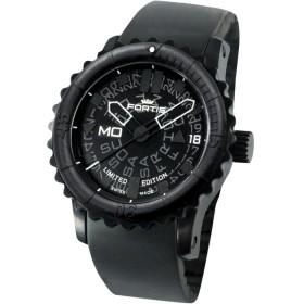 Мъжки часовник Fortis B-47 Big Black - 675.18.81 K