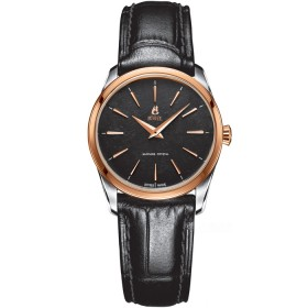 Дамски часовник Ernest Borel Retro - LBR906-0829BK
