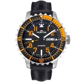 Мъжки часовник Fortis Marinemaster - 670.19.49 LP
