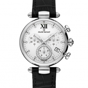 Дамски часовник Claude Bernard Dress Code Lady Chrono - 10215 3 APN1